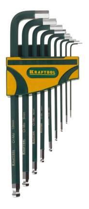 Набор шестигранных ключей KRAFTOOL 27445-H9