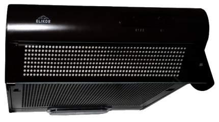 Вытяжка подвесная Elikor Davoline 60П-290-П3Л Black