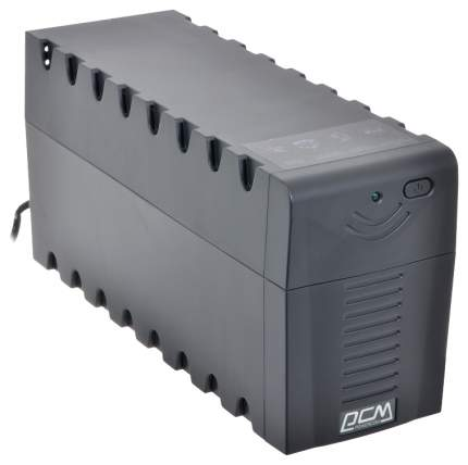 Источник бесперебойного питания Powercom Raptor RPT-800AP Black