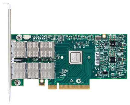 Сетевая карта Mellanox ConnectX-3 Pro EN dual-port MCX314A-BCCT