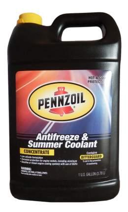 Антифриз Pennzoil желтый концентрат G13 3.78л