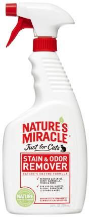 Уничтожитель запаха кошачьих меток и мочи, спрей 709мл