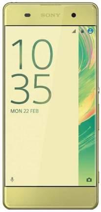 Смартфон Sony Xperia XA Dual 16Gb Lime Gold (F3112)