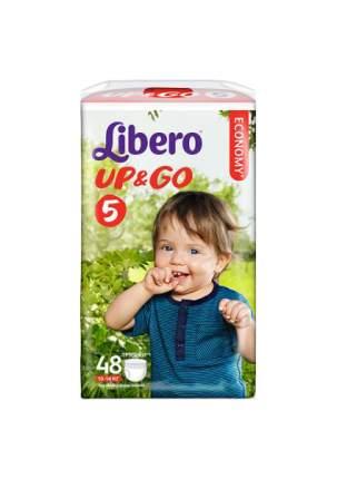 Подгузники Libero Up&Go 5 (10-14 кг), 48 шт.