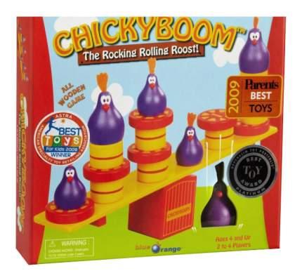 Семейная настольная игра Стиль жизни Chicky Boom