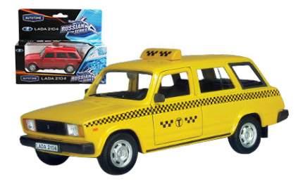 Коллекционная модель Autotime LADA 2104 Такси 1:36