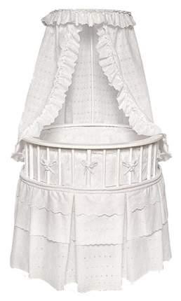 Кровать детская Badger Basket Elegance White