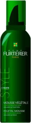 Мусс для объема сильной фиксации RENE FURTERER Vegetal Mousse, 200 мл