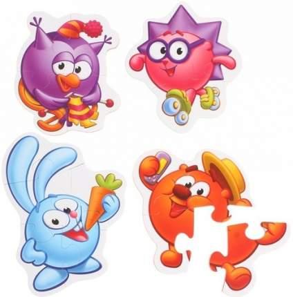 "Мягкий пазл VLADI TOYS Baby puzzle ""Смешарики"" (VT1106-46)"