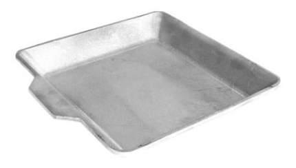 Сковорода квадратная 36х32х2,5см