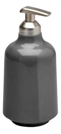 Диспенсер для мыла step тёмно-серый