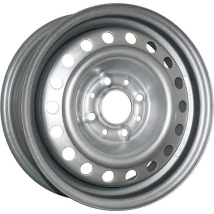 Диск колесный R17 PCD 6x139.7 7J ET 38 ЦО 100.1 Trebl X40018 Silver