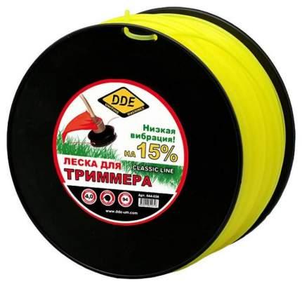 Леска для триммера DDE 644-856