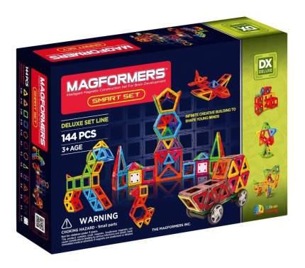 Конструктор магнитный Magformers Smart