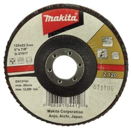 Диск Makita лепестковый D-27517