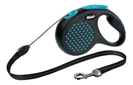 Поводок-рулетка FLEXI Design 500см