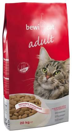 Сухой корм для кошек Bewi Cat, курица, 20кг