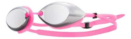 Очки для плавания TYR Tracer Racing Mirrored LGTRM розовые/серые (693)