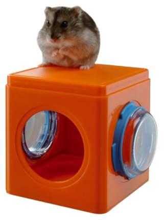 Куб для соединения тоннелей для грызунов Ferplast Cube, пластик, 12,5x9,5x10,5см