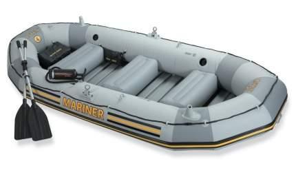 Лодка Intex Mariner 4 3,28 x 1,45 м grey