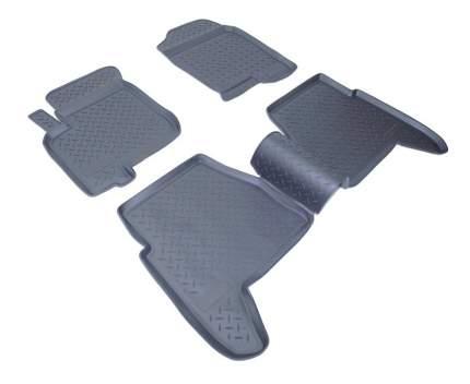 Комплект ковриков Norplast для SsangYong (NPL-Po-89-01)