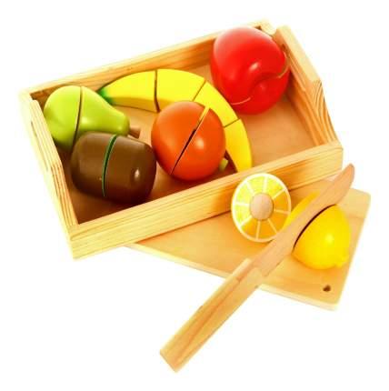 Набор фруктов игрушечный Viga Разрезные фрукты