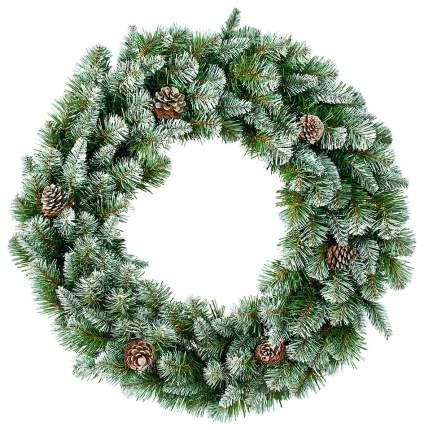 Венок новогодний Triumph Tree Императрица с шишками 60 см