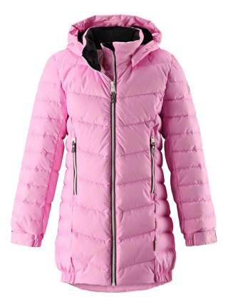 Куртка Reima пуховая для девочки Juuri розовая 152 размер