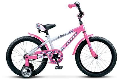 Велосипед STELS Pilot 160 2015 onesize Pilot 160 розовый LU074646