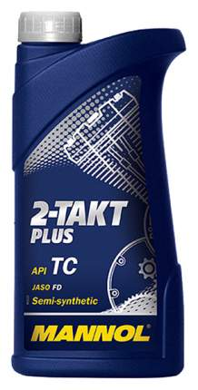 Моторное масло Mannol 2-Takt Universal 0W-30 1л