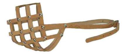 Намордник Аркон Для собак кожаный 26м