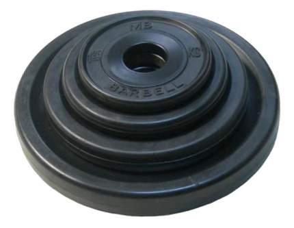 Диск для штанги MB Barbell Евро-Классик DR-MBК 2,5 кг, 51 мм