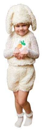 Карнавальный костюм Бока Крошка Зайка 1688 рост 104 см