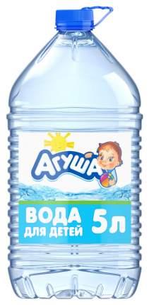 Вода Агуша с рождения 5 л