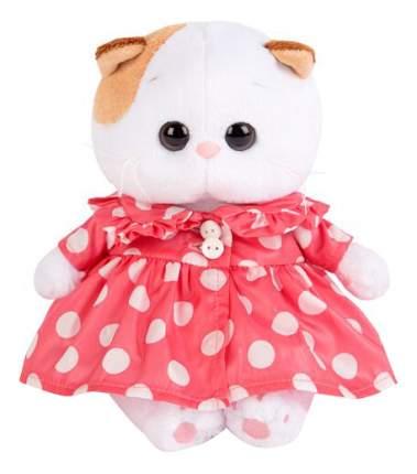 Мягкая игрушка BUDI BASA Ли Ли Baby в Плащике в Горох Lb-012