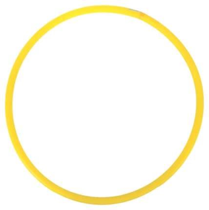 Гимнастический обруч Совтехстром У734 70 см желтый