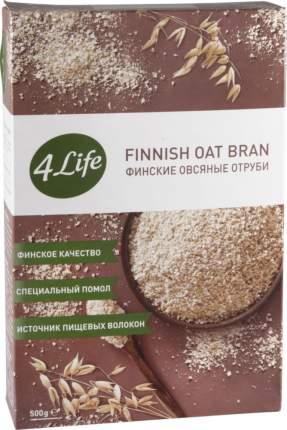 Отруби овсяные 4 Life финские 500 г