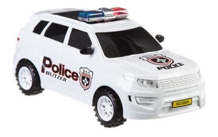 Машинка инерционная Полиция Gratwest В79471