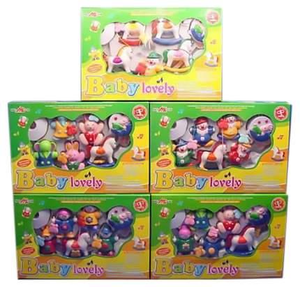 Подвесная игрушка Gratwest музыкальная подвеска с погремушками baby lovely Gratwest Н14287