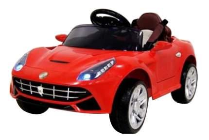 Электромобиль Ferrari красный RIVERTOYS