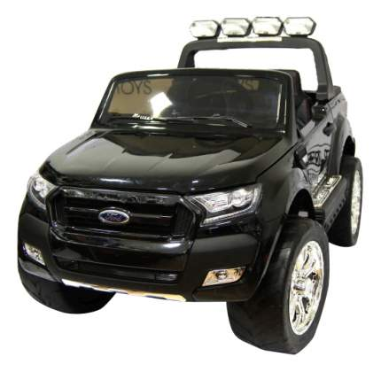 Электромобиль New Ford Ranger черный RIVERTOYS