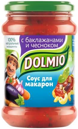 Соус для макарон  Dolmio с баклажаном и чесноком 350 г