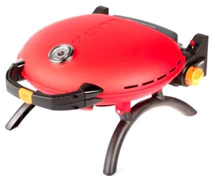 Гриль газовый PRO Iroda O-Grill 700T красный