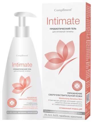 Средство для интимной гигиены Compliment Intimate С пребиотиками 250 мл