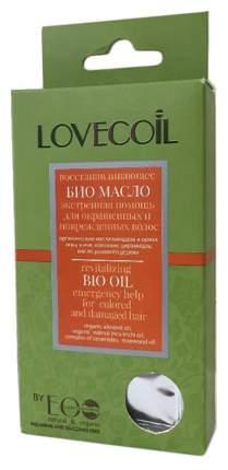 Масло для волос LovEcOil Восстанавливающее 3 шт х 15 мл
