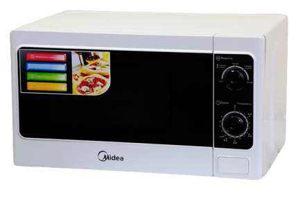 Микроволновая печь соло Midea MM717CAA white/black