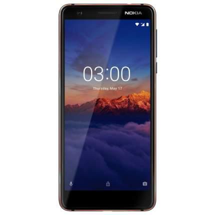 Смартфон Nokia 3.1 TA-1063 16Gb Blue