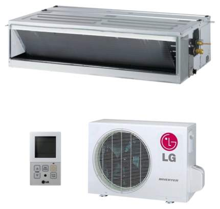 Канальная сплит-система LG Smart UM36WC.N21R0/UU36WC.U41R0