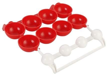Приспособление для формирования тефтелей Bradex TK 0144 Белый, красный