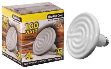 Керамический нагреватель для террариума Reptile One Ceramic Heat Lamp 100 Вт